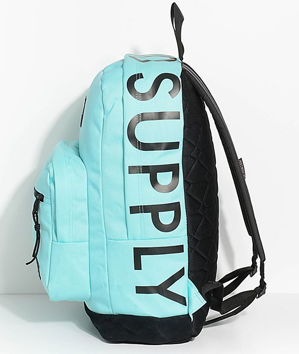 Jansport Backpack Right Pack x Diamond Supply Co Diamond Blue 5  6e5cfb80dc912
