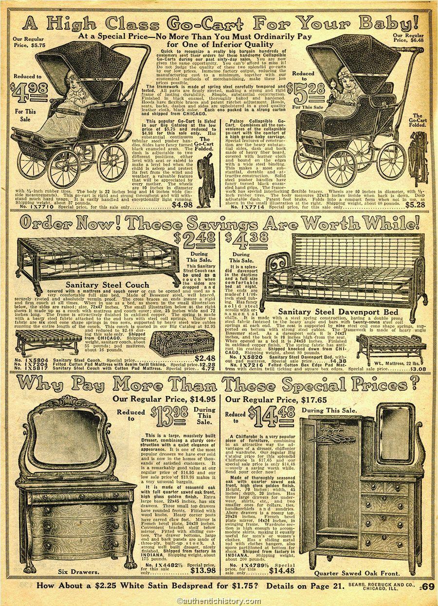 Catalogs Old Ward Montgomery 1940