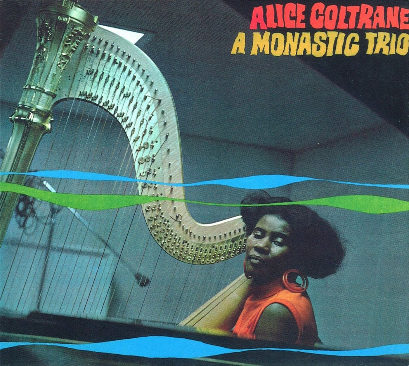 700836 Superior Viaduct  Alice Coltrane A Monastic Trio (LP)