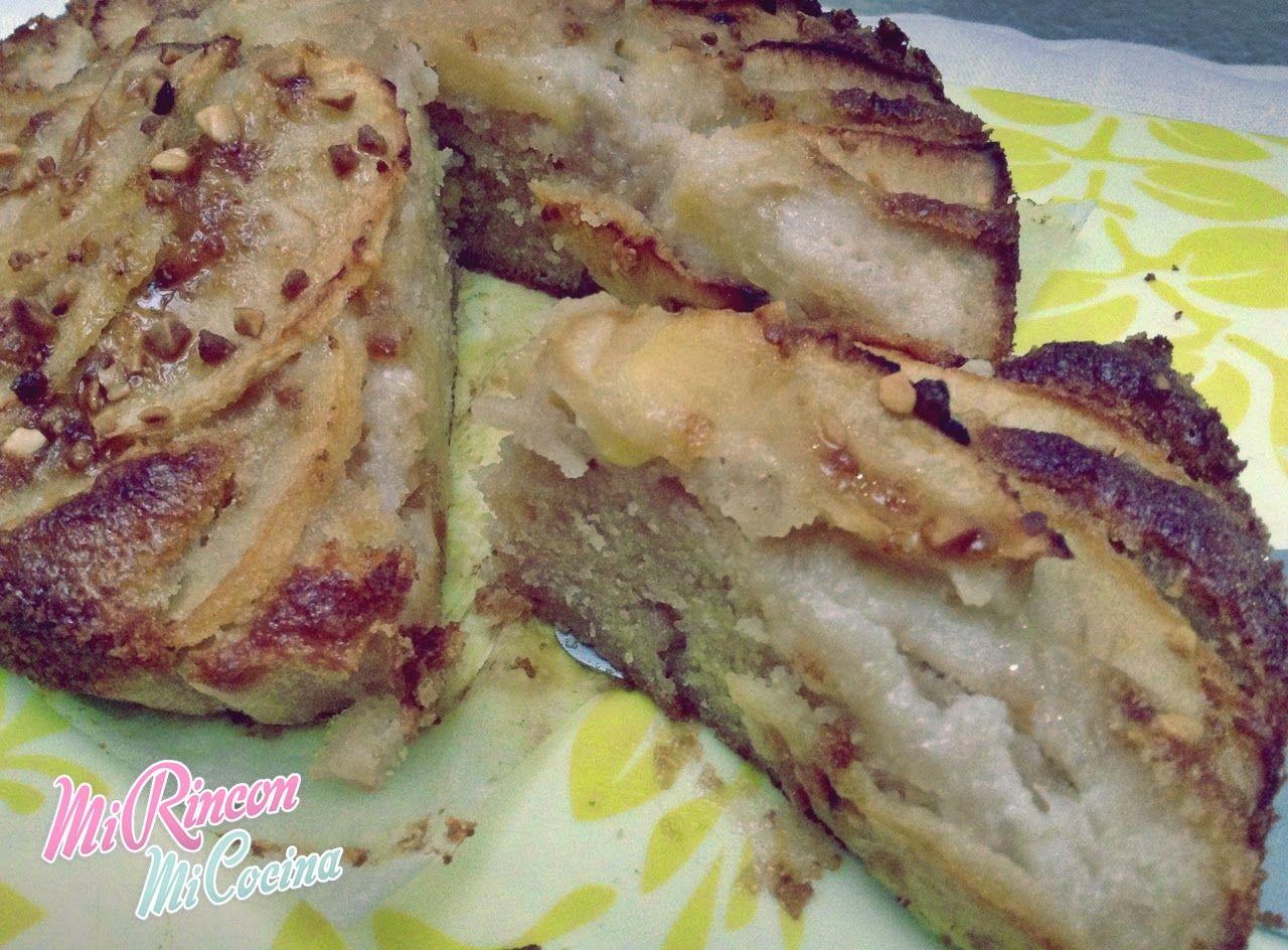 Mi Rincón, Mi Cocina - Repostería Creativa y Tradicional, Salados - Recetas de cocina: Tartaleta de Manzana y Membrillo, sin glúten y sin lactosa