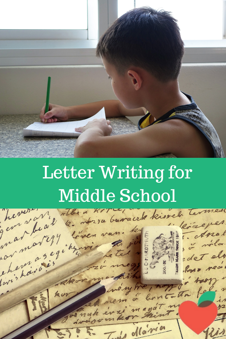 how to teach writing to middle school students