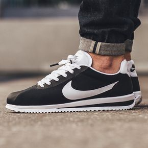 newest 30529 1e25e Nike Cortez Ultra - Black White available in-store and online  titoloshop  Berne   Zurich by titoloshop