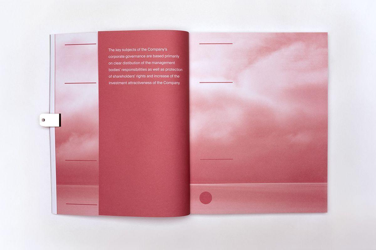SNGP Annual Report on Behance #annualreports SNGP Annual Report on Behance #annualreports