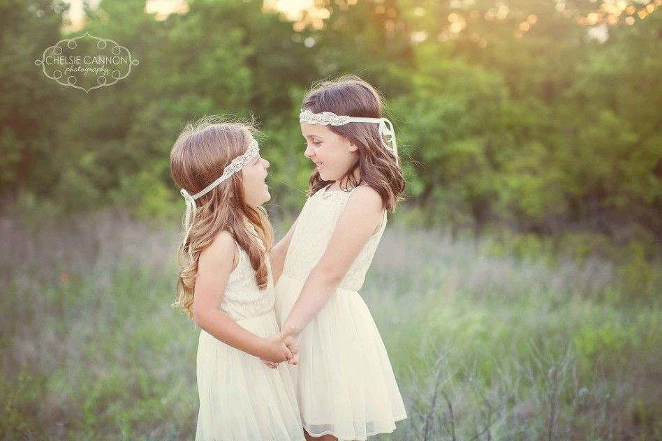 Family Photographer in Norman, OK - Chelsie Cannon Photography - sisters photo - OKC, OK