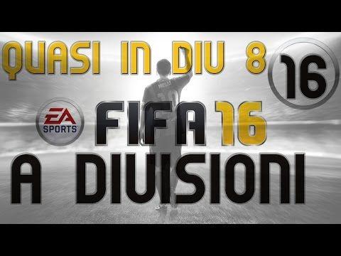 Fifa 16 Ultimate Team Gameplay ITA Walkthrough #16 - Quasi Div 8 - PS4 Xbox One Pc - YouTube