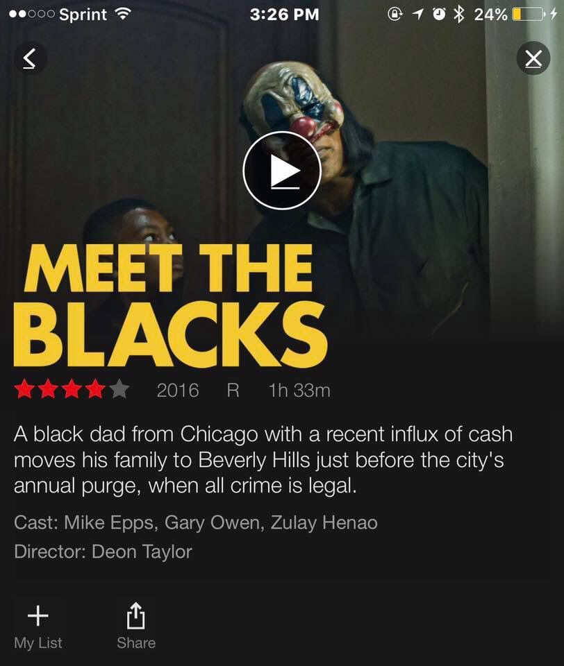 Idea by exis_official on netflix gary owen mike epps