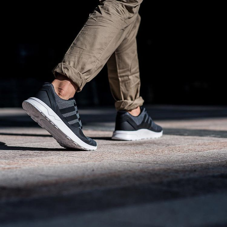 An evolution of the distinctive ZX Flux, the ZX Flux Adv
