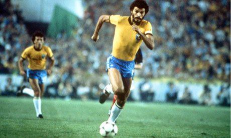 Socrates 1982 Brazil -