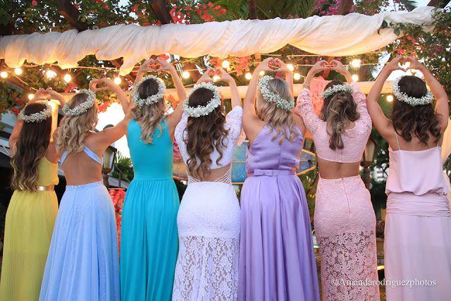 Matrimonio Tema Tropical : Ideias para chá ou festa tema luau casamento na praia