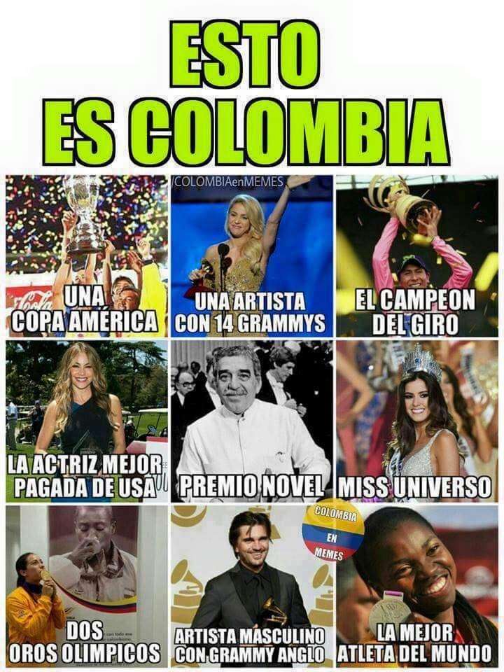 Esta Es Tu Colombia Frases De Colombianos Memes Espanol Graciosos Memes Divertidos Sobre El Viernes