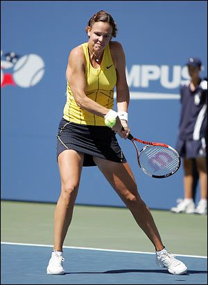 Lindsay Davenport - USA - 9th WTA N° 1 - 12/10/98 - 98 weeks