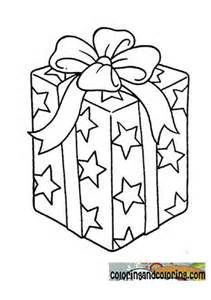 Gift Boxes Drawing Bing Images Christmas Present Coloring Pages