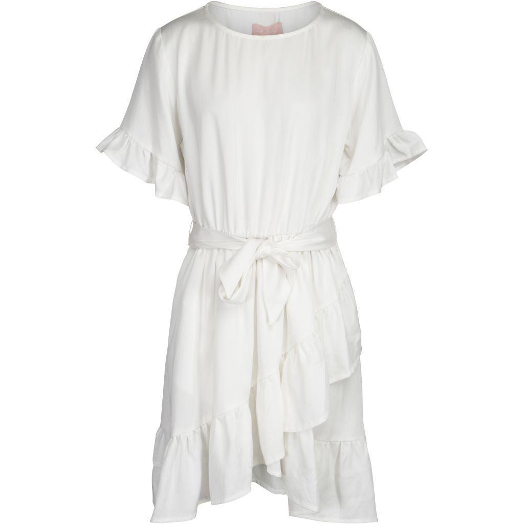 e15b09a91d0 White and more Carla konfirmationskjole Dress 235 Cloud dancer ...