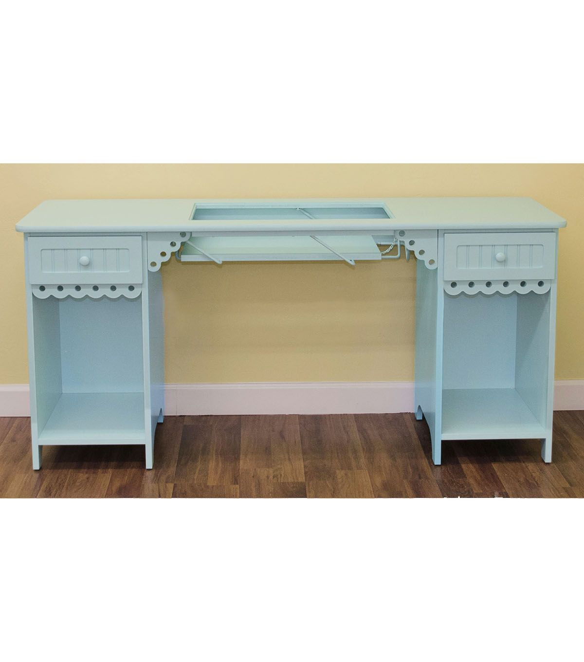 Arrow Olivia Sewing Table Blue In 2019 Sewing Rooms