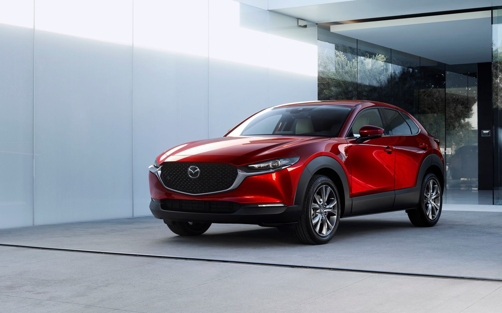 Mazda Cx Three Hybrid 2021 Image In 2020 Mazda Mazda Cars Compact Suv
