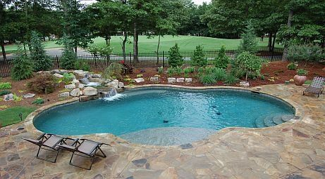 Image result for Free form pool layout (With images