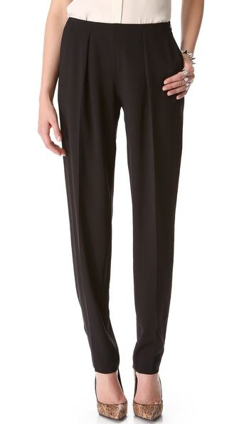ecea44511f7 Theyskens' Theory Pervon Pleated Pants | for my closet | Pleated ...