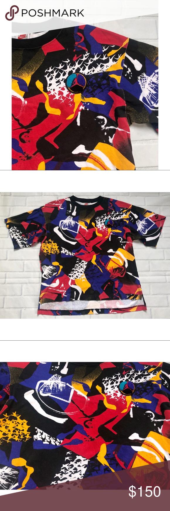 e547d5a1f500dd Black Red And Purple Jordan Shirt - DREAMWORKS