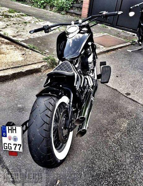 Yamaha Xvsbobber For Sale