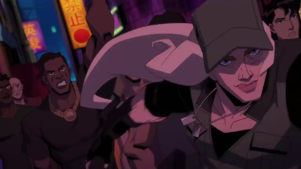 Mortal kombat legends scorpions revenge trailer 2020