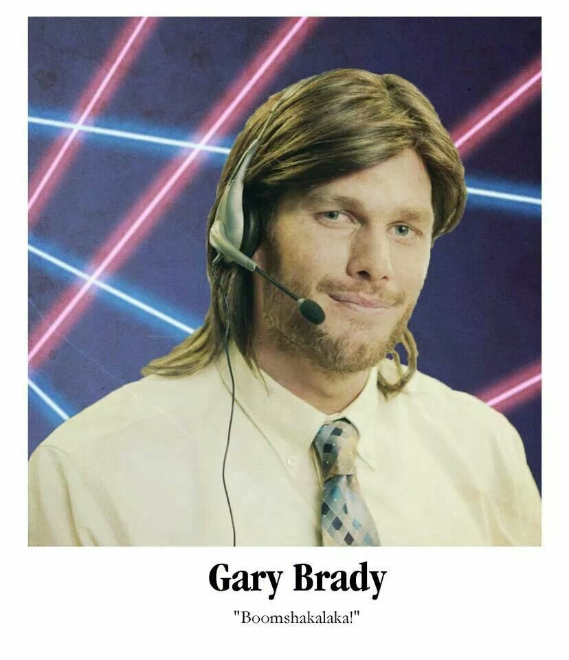 Gary Brady New England Patriots Tampa Bay Photo