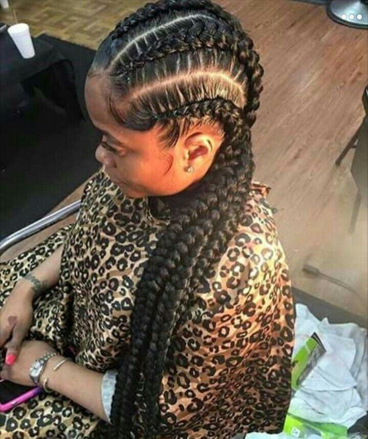 cute cornrows braids &