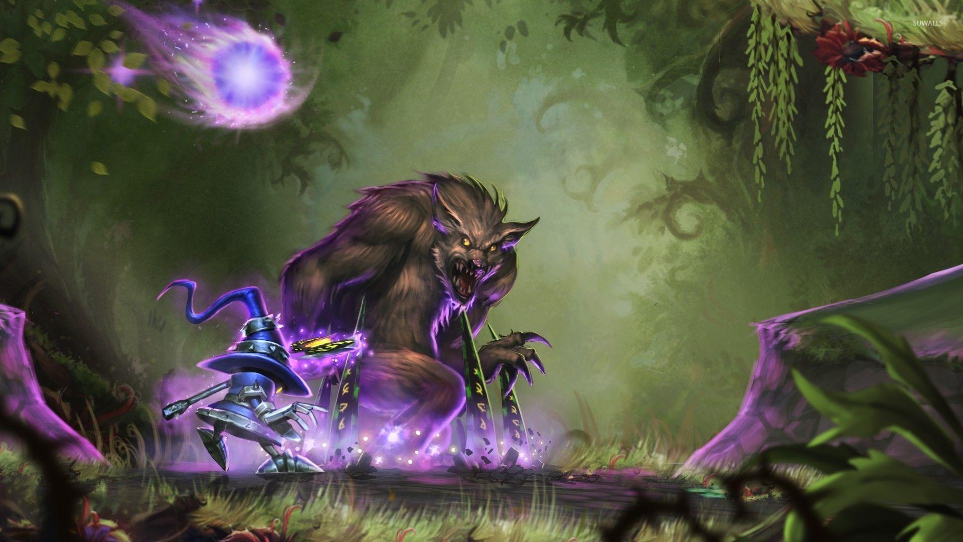 Jayce League Of Legends HD Wallpaper X ID