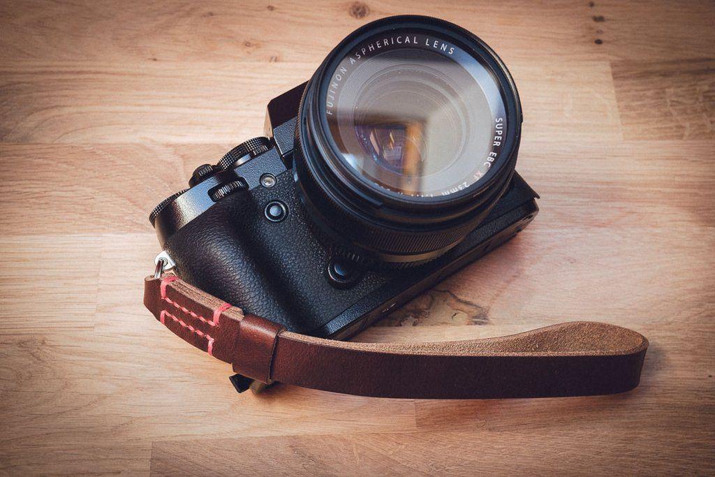 Hl wide leather camera wrist straps camera wrist strap