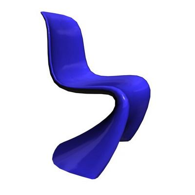 verner panton the panton chair