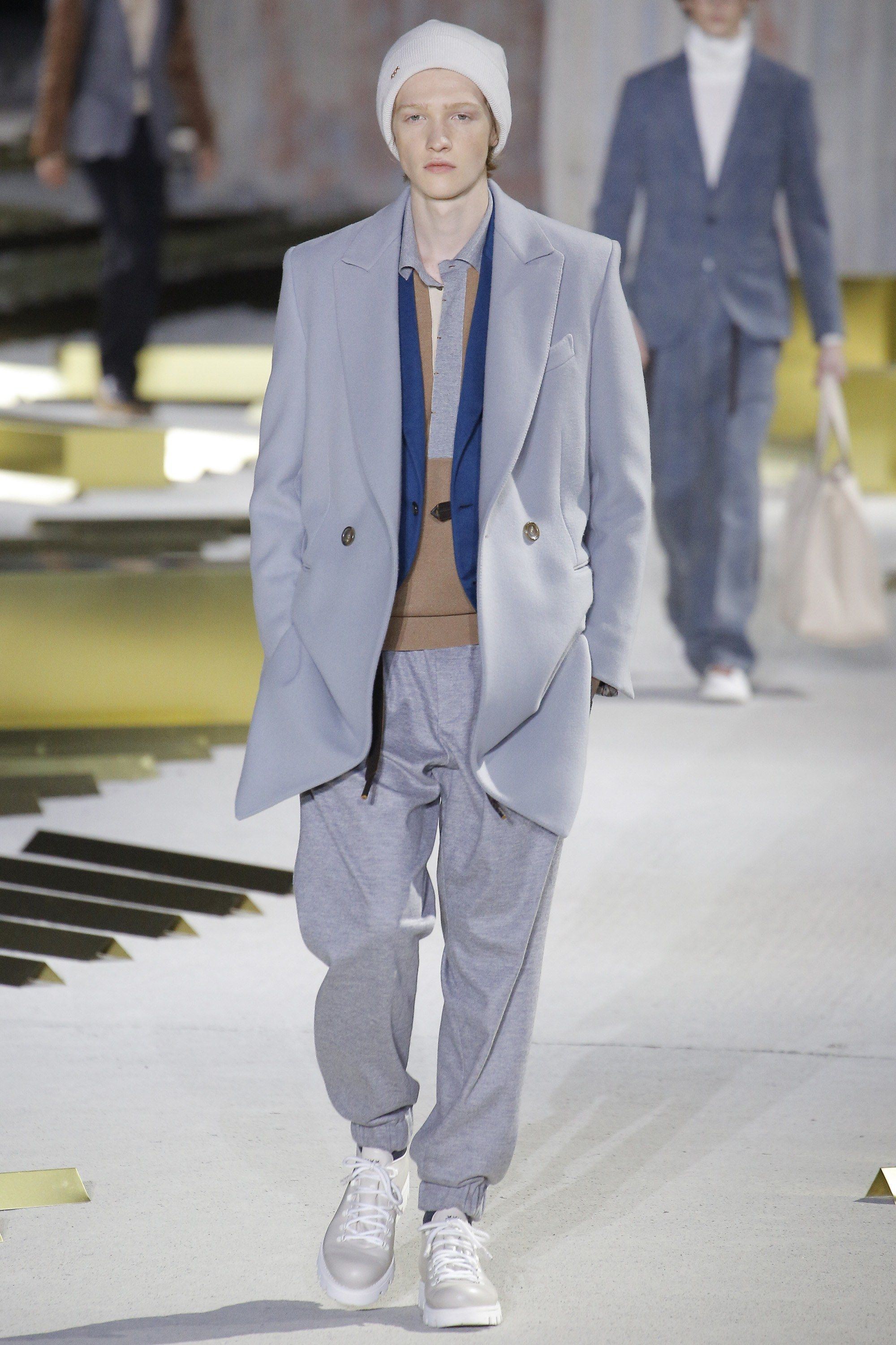 b5175372 Ermenegildo Zegna Fall 2017 Menswear Fashion Show in 2019 ...