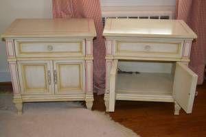 Drexel Heritage Tables 50 No Va Washington Dc Furniture By Owner Craigslist Furniture Home Decor Decor