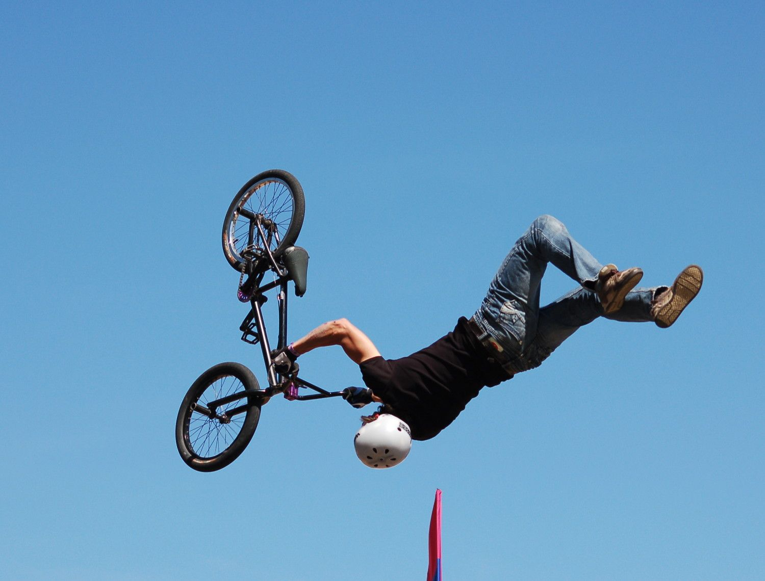 Reading/hobbies, Learn to bmx, I want to learn to BMX when i get older.