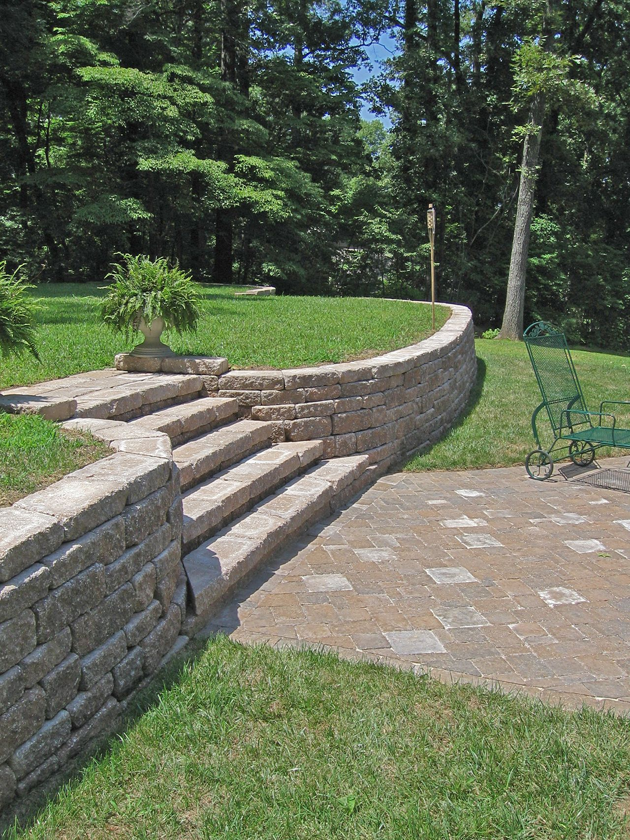 Brick Meubles Jardin Check Out This Midwest Block And Brick Product Retaining