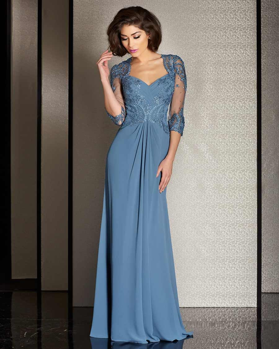 Clarisse Special Occasion Dress M6208 | Pinterest | Vestidos madre ...