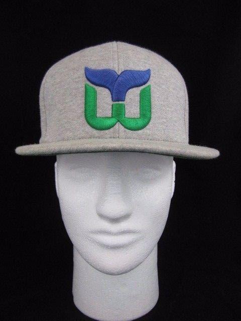 7972e06e9 HARTFORD WHALERS MITCHELL & NESS Flannel Snapback Hat Cap Embroidered  Hockey NHL #MitchellNess #HartfordWhalers