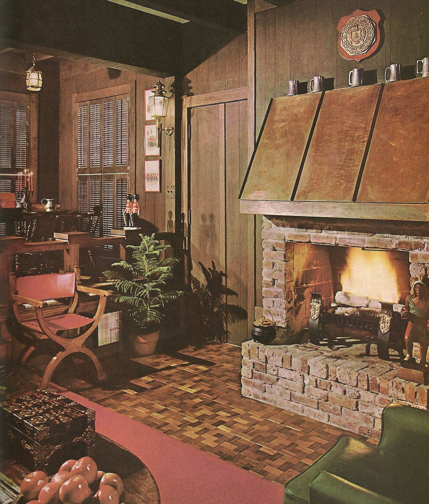Vintage Home Decorating: Getting Ideas From the Late 1960s ...
