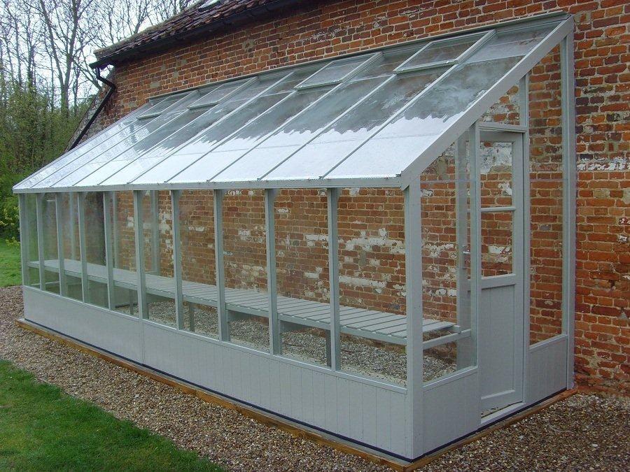 lean to Greenhouse Backyard greenhouse, Lean to