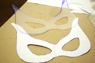 Catwoman mask dark knight rises diy sweepstakes