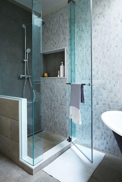 Pour rénover la salle de bain, on se laisse inspirer par les idées
