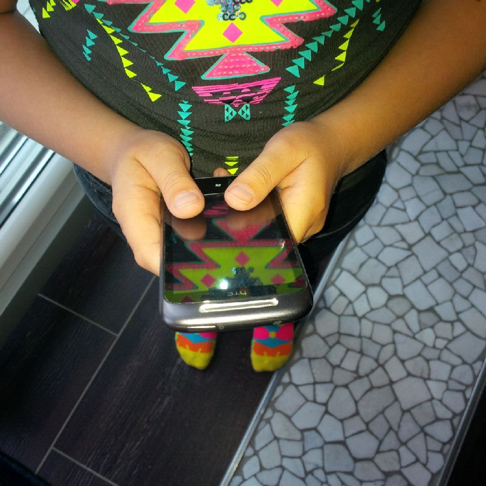 Wieviel Smartphone ist gut für mein Kind?