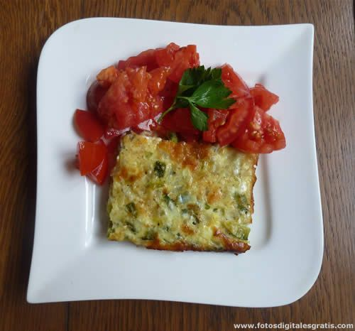 Recetas Cocina Naturista: Soufflé de Zapallitos o Calabacines