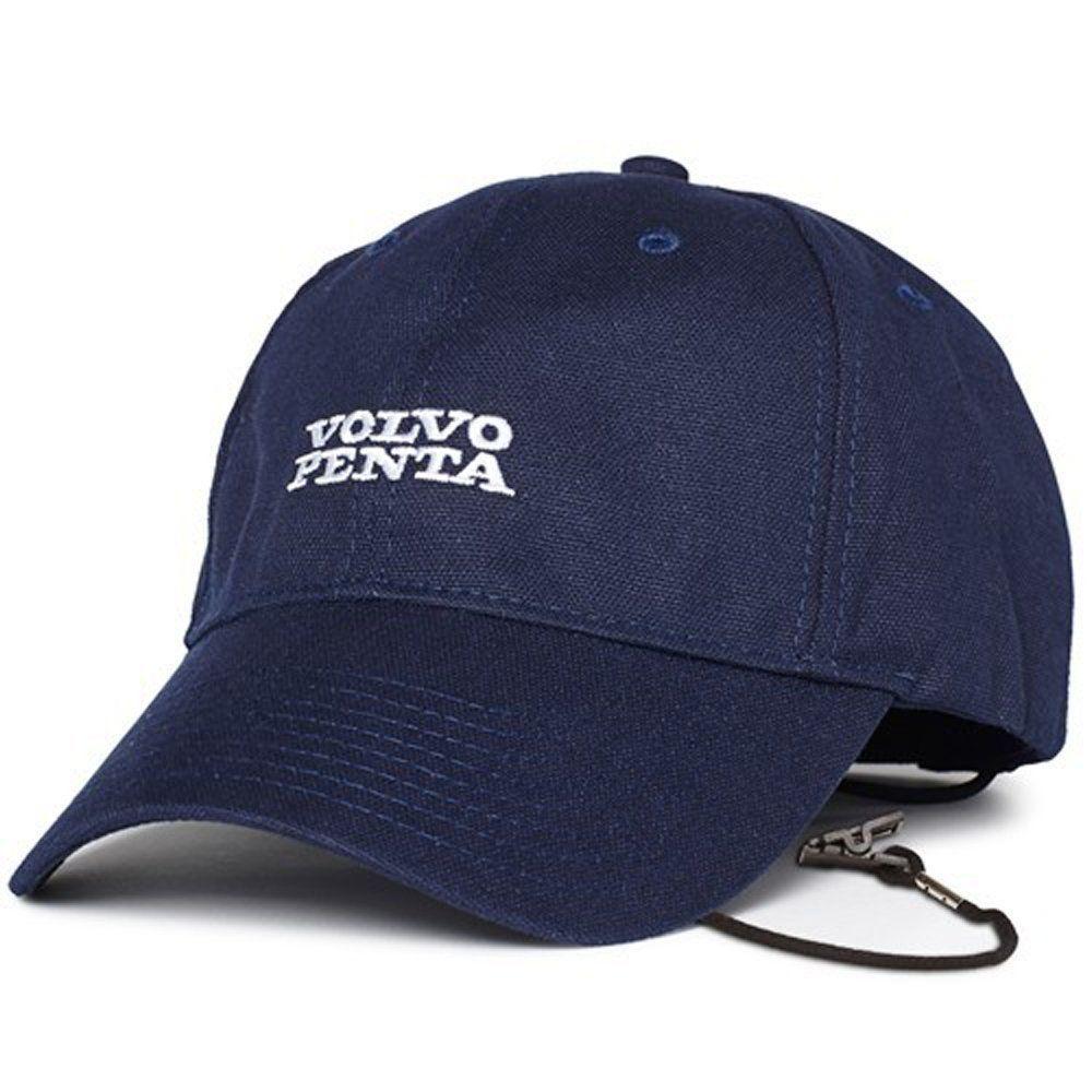 a0f3f53c5395f Volvo Penta Blue Cap - Volvo Merchandise - Volvo Truckers Merchandise -  Volvo Hats - Volvo Caps