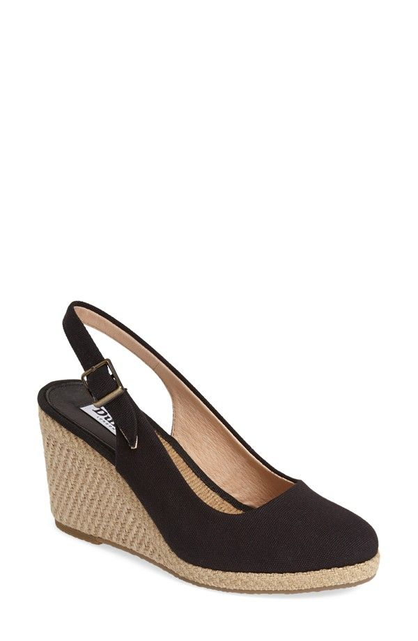 7fab4ee23c8 The Dune London  Karley  Espadrille Slingback Wedge  98.95 at Nordstrom  (Identical to the Imperia with the exception of the buckle hardware.)