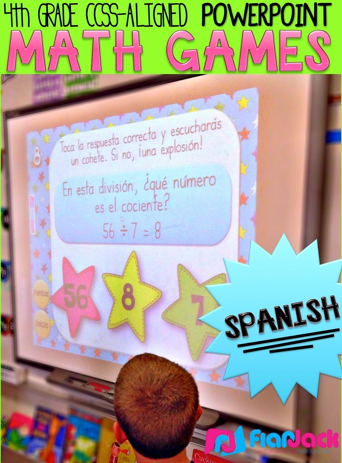 Place Value Picnic Spanish Powerpoint Game Freebie Spanish