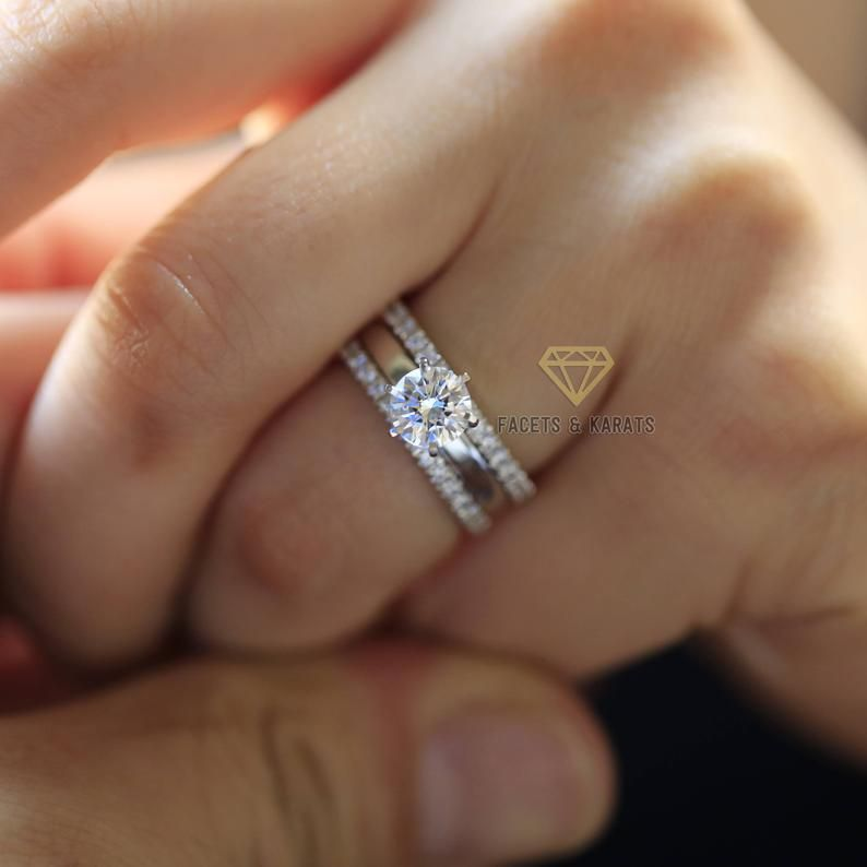 Pin On 18k Gold Wedding Bands