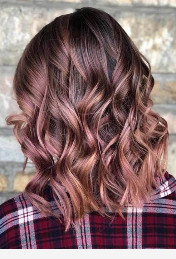 Hair Color Trend 2020 Brown Hair Trends Summer Hair Color Brunette Hair Color