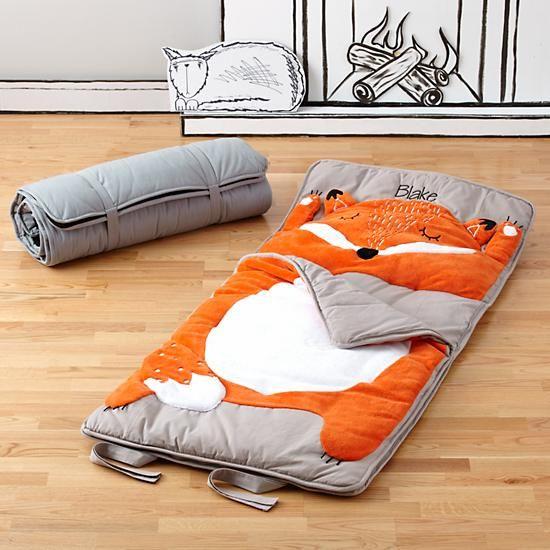 How Do You Zoo Sleeping Bag Fox In Sleeping Bags The Land Of Nod