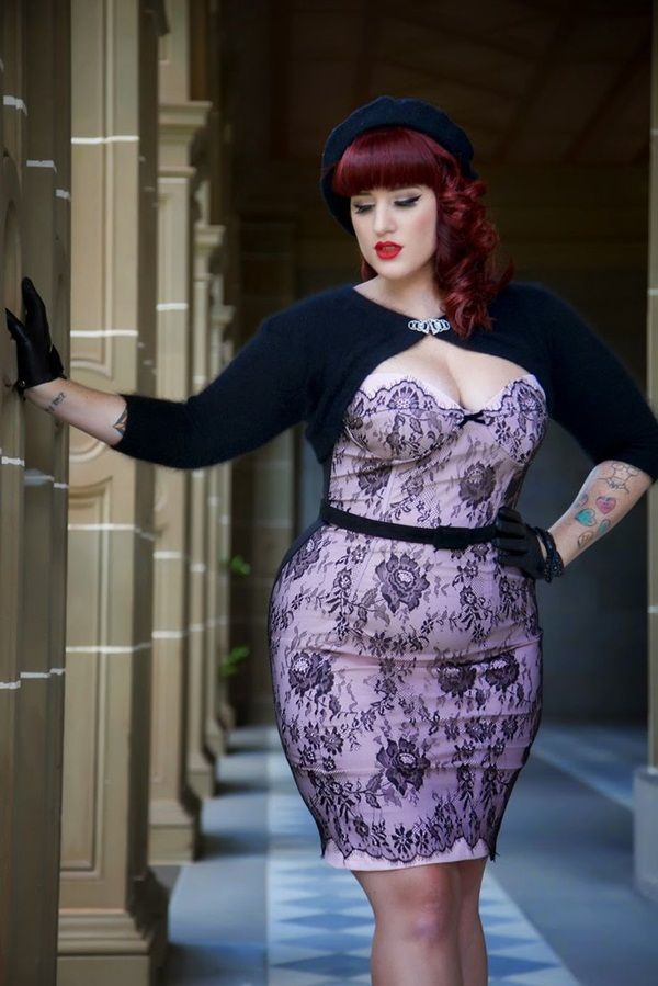 4b89d7e58ba23 40 Plus Size Outfit Ideas and Fashion Trends For Big Girls to try in this  year