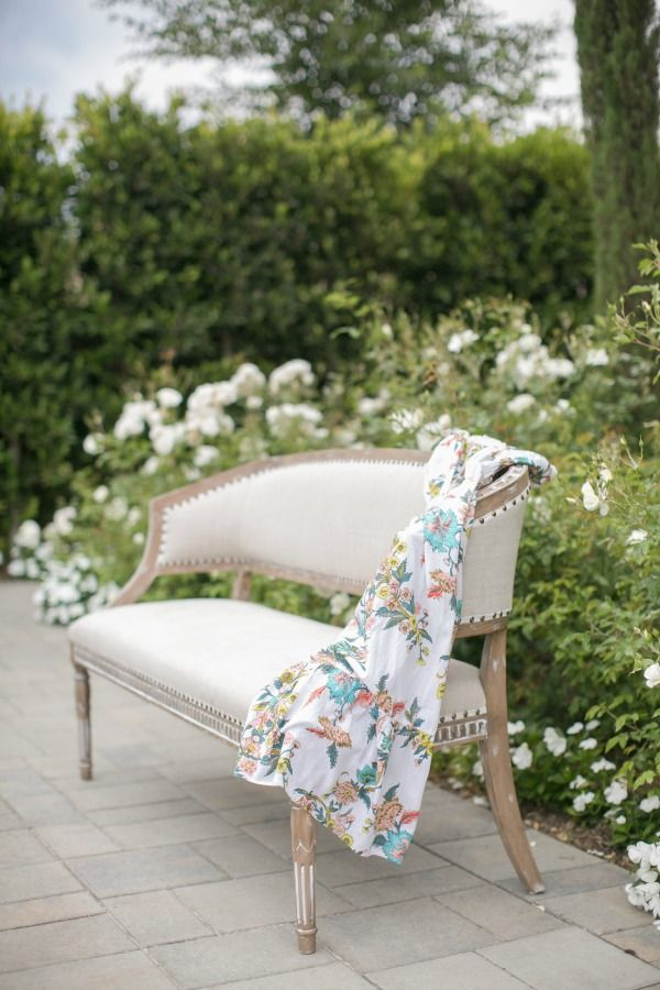 .Garden & Bench