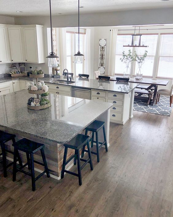 Kitchen Island Table Combination: Pin By Denise O'Keefe Curley On Kitchen